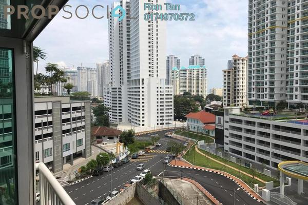 For Sale Condominium at The Peak Residences, Tanjung Tokong Freehold Semi Furnished 3R/2B 520k