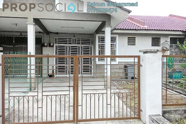 For Sale Terrace at Taman Desa PD, Negeri Sembilan Freehold Unfurnished 3R/2B 150k