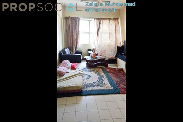 For Sale Apartment at Taman Kajang Prima, Kajang Freehold Semi Furnished 3R/2B 130k