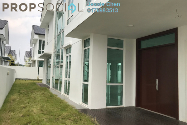 For Sale Semi-Detached at Elymus, Bandar Sri Sendayan Freehold Unfurnished 6R/7B 1.35m