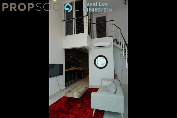 For Rent SoHo/Studio at The Maritime, Jelutong Freehold Fully Furnished 1R/2B 4.5k