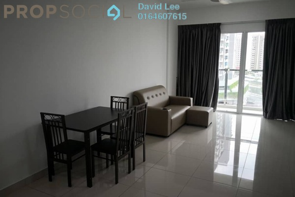 For Rent Condominium at Tropicana Bay Residences, Bayan Indah Freehold Fully Furnished 3R/2B 1.7k