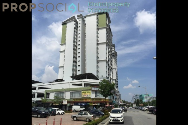 For Sale Condominium at Pearl Avenue, Kajang Freehold Fully Furnished 3R/2B 355k