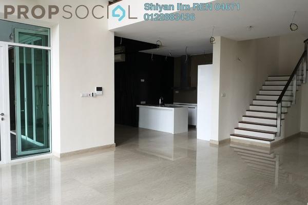 For Sale Condominium at Sunway Vivaldi, Mont Kiara Freehold Semi Furnished 5R/6B 3m