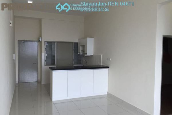 For Sale Condominium at Vue Residences, Titiwangsa Freehold Semi Furnished 2R/1B 550k