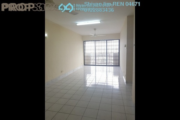 For Sale Condominium at Villa Angsana, Jalan Ipoh Freehold Semi Furnished 3R/2B 490k