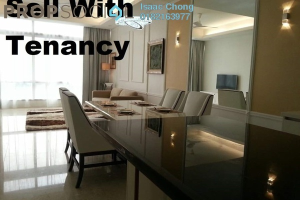 For Sale Condominium at Banyan Tree, KLCC Freehold Fully Furnished 2R/2B 2.7m