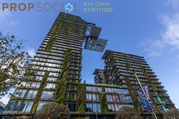 For Sale Condominium at Ara Sentral, Ara Damansara Freehold Semi Furnished 2R/2B 370k