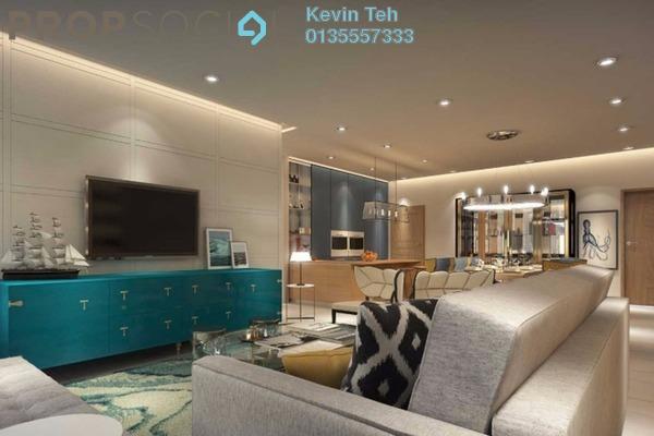 For Rent Condominium at Residensi Sefina, Mont Kiara Freehold Semi Furnished 3R/3B 5.4k