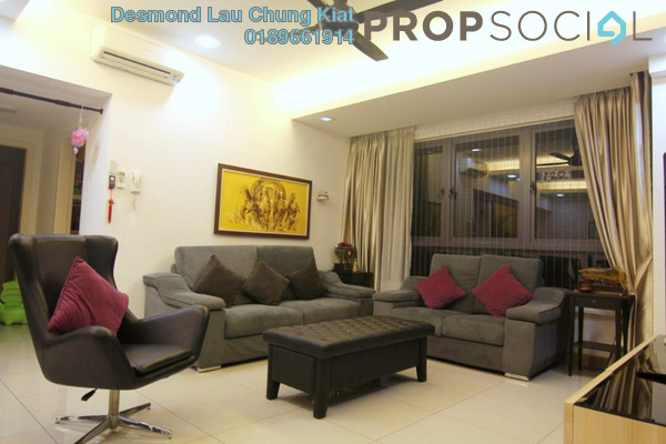 For Rent Condominium at Residence 8, Old Klang Road Freehold Semi Furnished 4R/4B 2.3k
