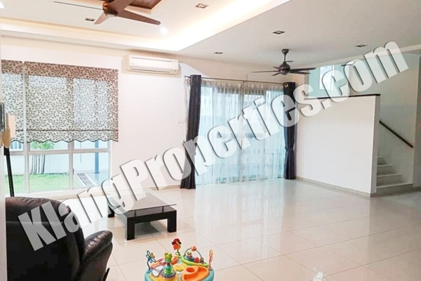 For Sale Semi-Detached at Ambang Botanic 1, Klang Freehold Semi Furnished 4R/5B 1.9m