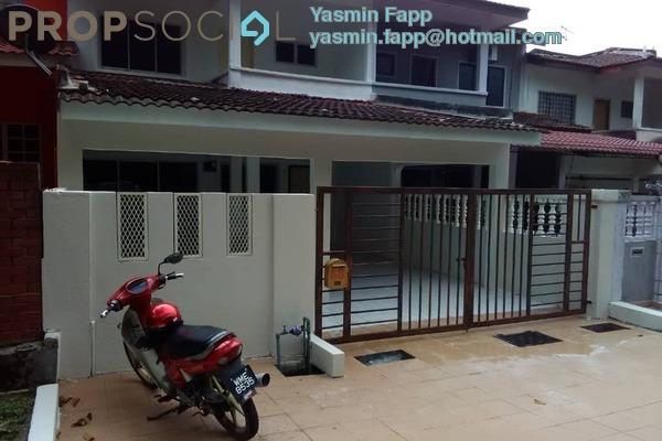For Sale Terrace at Taman Rakan, Bandar Sungai Long Freehold Unfurnished 4R/3B 580k