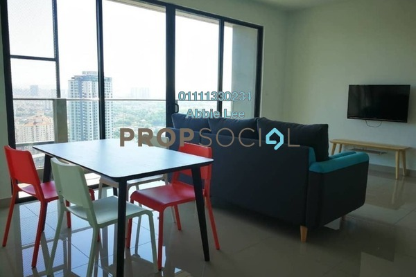 For Rent Condominium at CitiZen, Old Klang Road Freehold Fully Furnished 3R/2B 2.4k