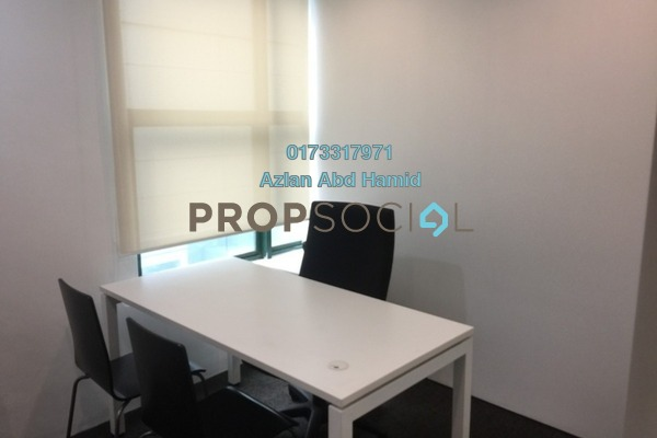For Rent Office at Megan Avenue 1, KLCC Freehold Fully Furnished 0R/0B 1.14k