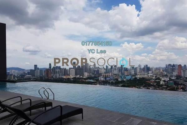 For Sale Condominium at The Reach @ Titiwangsa, Setapak Freehold Semi Furnished 3R/2B 870k