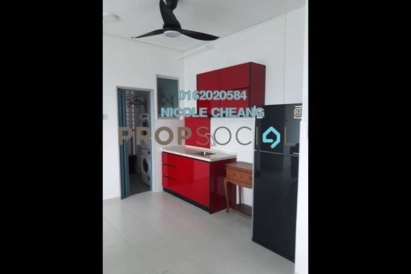For Rent Condominium at The Zizz, Damansara Damai Freehold Fully Furnished 5R/2B 1.6k