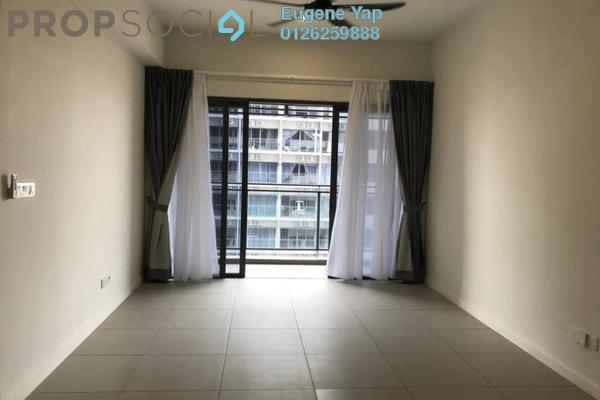 For Rent Serviced Residence at Biji Living, Petaling Jaya Freehold Semi Furnished 3R/2B 2.5k