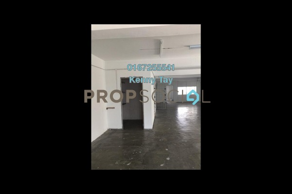 For Rent Office at Taman Usahawan, Kepong Freehold Semi Furnished 0R/2B 1.8k
