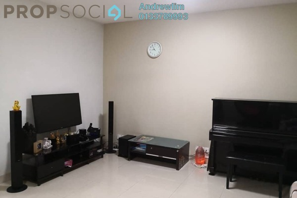 For Sale Terrace at Kinrara Mas, Bukit Jalil Freehold Fully Furnished 6R/4B 1.1m