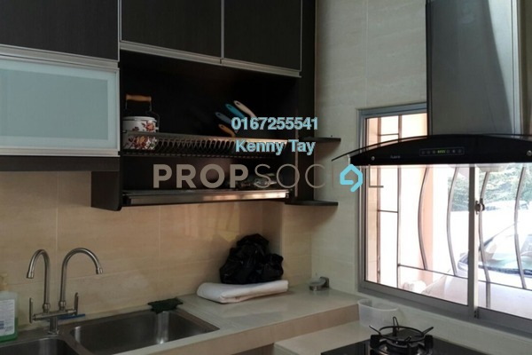 For Rent Townhouse at Amansiara, Selayang Freehold Fully Furnished 3R/2B 1.5k