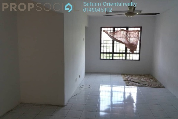 For Sale Apartment at Bayu Apartment, Damansara Damai Freehold Unfurnished 3R/2B 220k
