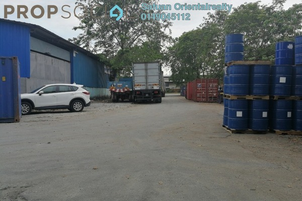 For Sale Factory at Kawasan Perindustrian Sungai Rasau, Klang Leasehold Unfurnished 0R/1B 2.1m