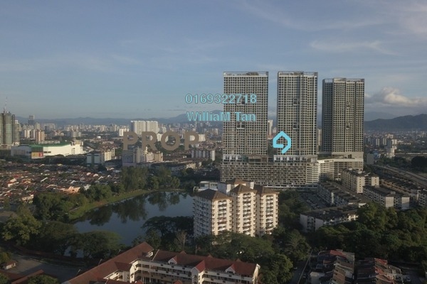 For Rent Serviced Residence at 28 Boulevard, Pandan Perdana Freehold Semi Furnished 1R/0B 1.3k