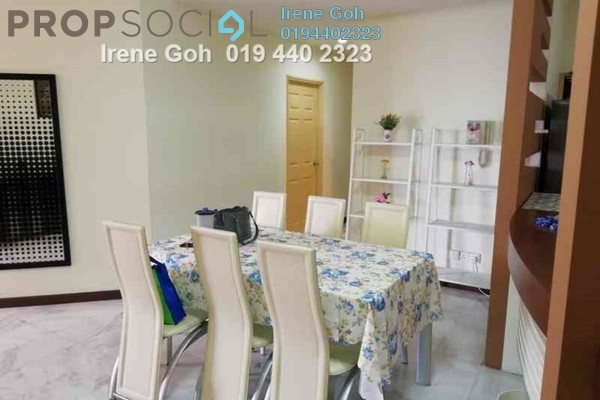 For Sale Condominium at Marina Bay, Tanjung Tokong Freehold Fully Furnished 4R/3B 960k