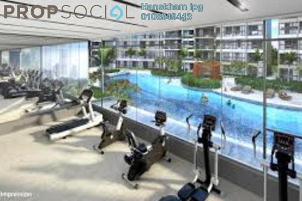For Sale Condominium at PV18 Residence, Setapak Freehold Semi Furnished 3R/2B 435k
