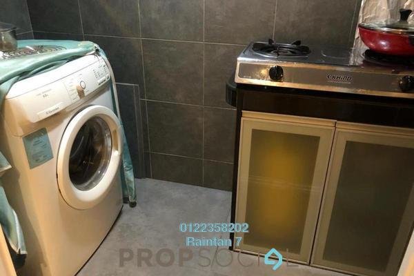 For Sale Condominium at Petaling Indah, Sungai Besi Freehold Semi Furnished 3R/2B 365k
