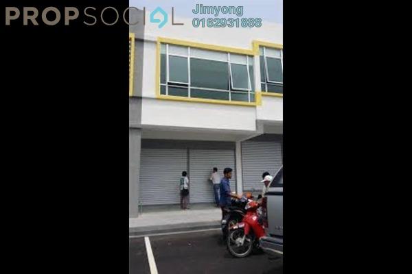 For Rent Shop at Pusat Niaga Astana Alam 2, Puncak Alam Freehold Unfurnished 1R/1B 1.6k