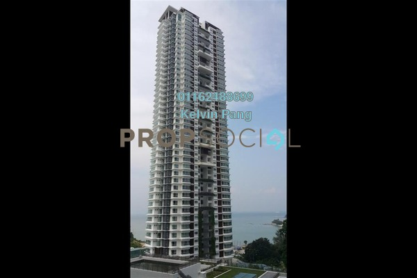 For Rent Condominium at One Tanjong, Tanjung Bungah Freehold Fully Furnished 5R/4B 8.5k