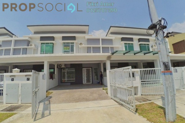 For Sale Terrace at Casa Lagenda, Hulu Langat Freehold Unfurnished 4R/3B 570k