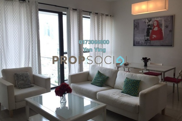 For Rent Serviced Residence at Setia Sky Residences, KLCC Freehold Fully Furnished 3R/3B 4.8k