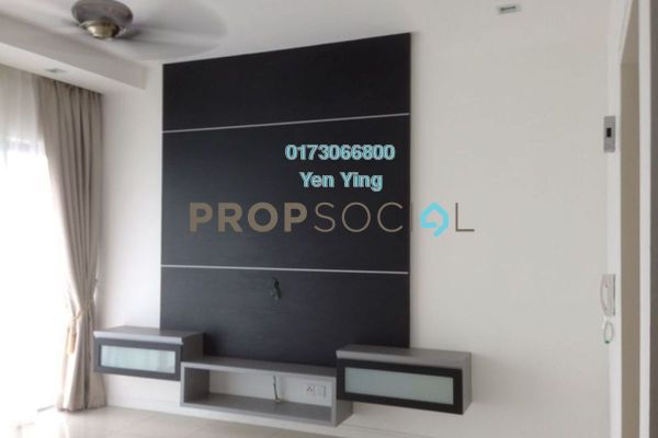 For Rent Serviced Residence at Setia Sky Residences, KLCC Freehold Semi Furnished 2R/2B 3.6k