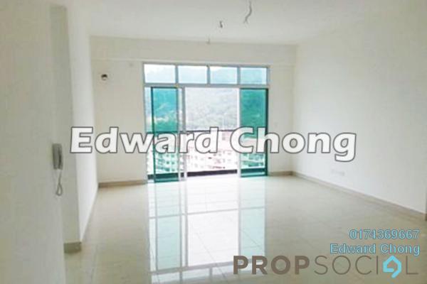 For Sale Condominium at Meridien Residence, Sungai Ara Freehold Unfurnished 3R/2B 510k