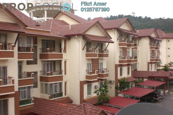 For Sale Apartment at Gardenville Townvilla, Selayang Heights Leasehold Unfurnished 3R/2B 330k