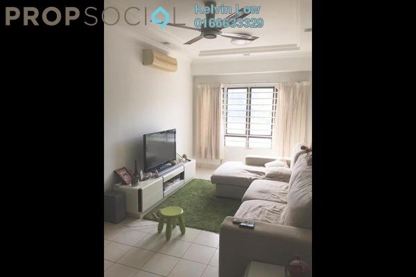 For Sale Condominium at Glen View Villa, Cheras Freehold Semi Furnished 3R/2B 368k