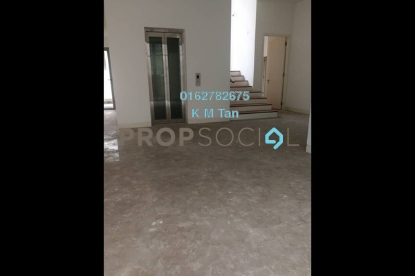 For Sale Bungalow at The Valley TTDI, Ampang Freehold Semi Furnished 11R/9B 2.95m