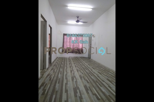 For Rent Apartment at Taman Pendamar Indah 2, Port Klang Freehold Semi Furnished 3R/2B 750translationmissing:en.pricing.unit