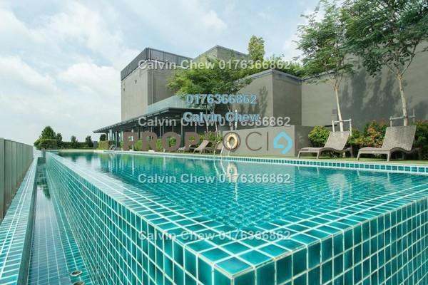For Sale Serviced Residence at Icon Residenz, Petaling Jaya Freehold Unfurnished 2R/1B 400k