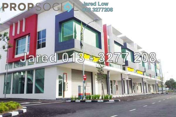 For Rent Office at Elite 33 Signature Business Park, Shah Alam Freehold Unfurnished 0R/0B 7k