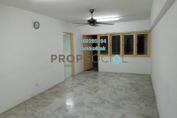 For Rent Apartment at Grandeur Tower, Pandan Indah Freehold Semi Furnished 3R/2B 1.1k