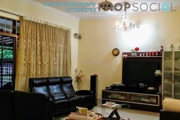 For Sale Bungalow at BK6, Bandar Kinrara Freehold Fully Furnished 5R/5B 2.25m