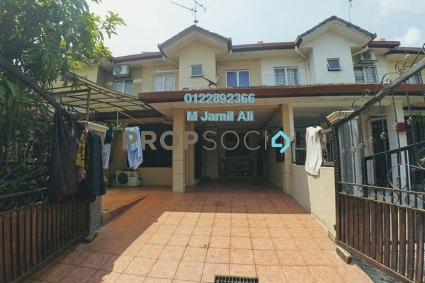 For Sale Terrace at Saujana Impian, Kajang Freehold Semi Furnished 4R/3B 490k