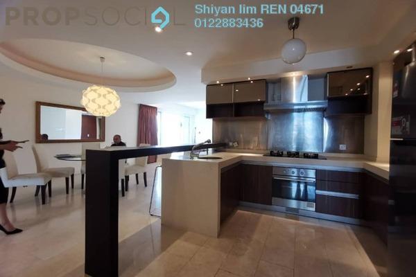 For Sale Condominium at Tiffani Kiara, Mont Kiara Freehold Semi Furnished 4R/4B 1.4m