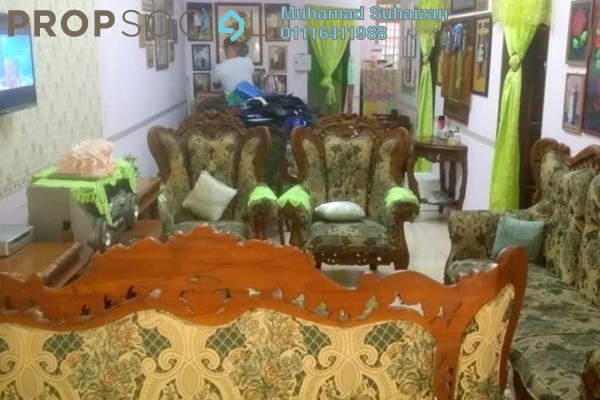 For Sale Terrace at Taman Politeknik, Port Dickson Freehold Semi Furnished 3R/2B 175k