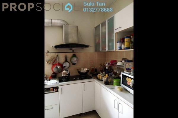 For Sale Condominium at Paradesa Tropika, Bandar Sri Damansara Freehold Semi Furnished 3R/2B 520k