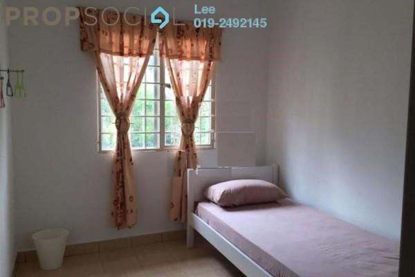For Rent Terrace at Kemuning Greenville, Kota Kemuning Freehold Fully Furnished 4R/3B 550translationmissing:en.pricing.unit