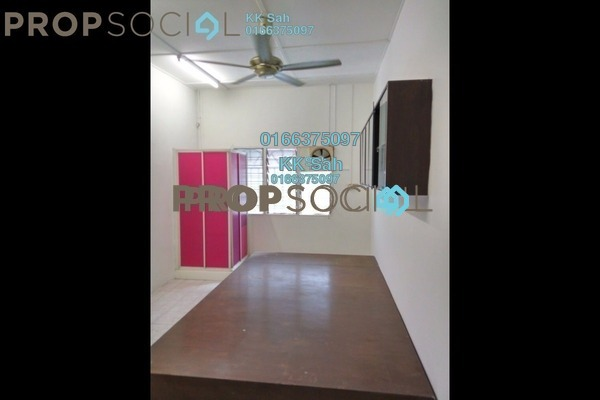 For Sale Superlink at Kampung Jawa, Shah Alam Freehold Semi Furnished 5R/3B 638k